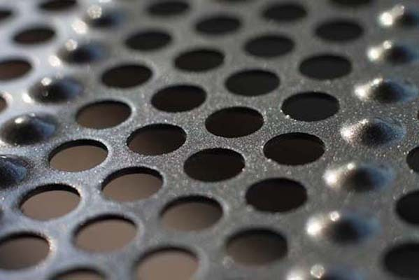 Perforated Sheets: Holes, Patterns, Pitches and Open Areas