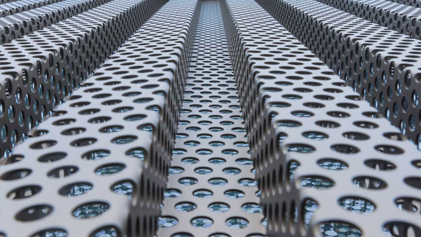 Fabrication - Cadisch are the leading UK supplier of woven mesh ...